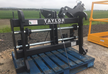 Taylor Implement Mover